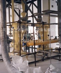 磷酸氢钙粉碎分级生产线