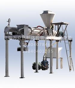 粉包整形机粉尘产生得到原因以及解决方法粉料密实机